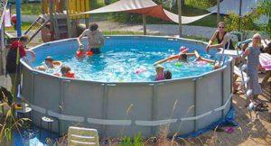 Camping zwembad